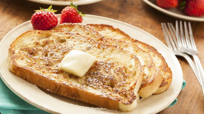 What Is a Basic French Toast Recipe?