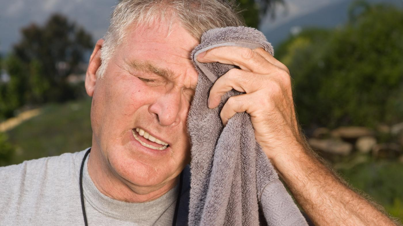 What Causes Excessive Head Sweating?