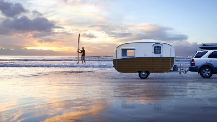 What Are Ultralight Travel Trailers?