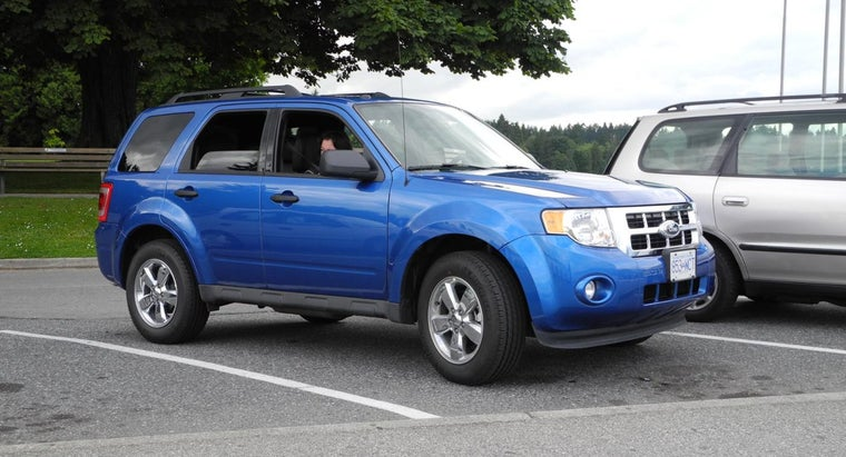 How Do You Find Out If Your Vehicle Is on the Ford Escape Recall List?