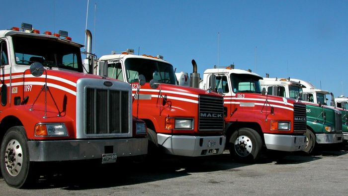 How Do You Become the Owner of a Trucking Company?