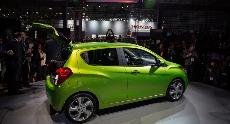 What Are the Features of the Chevy Spark?