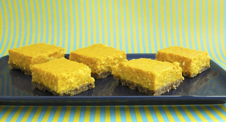 What Is a Good Recipe for Libby's Pumpkin Bars?