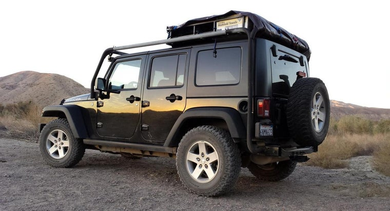 What Are Some Different Vehicle Models That Jeep Makes?
