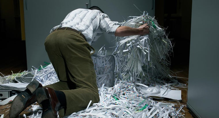 What Are Some Companies That Offer Free Paper Shredding?