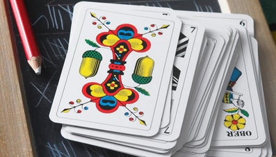 What Different Card Suits Are Used All Over the World?