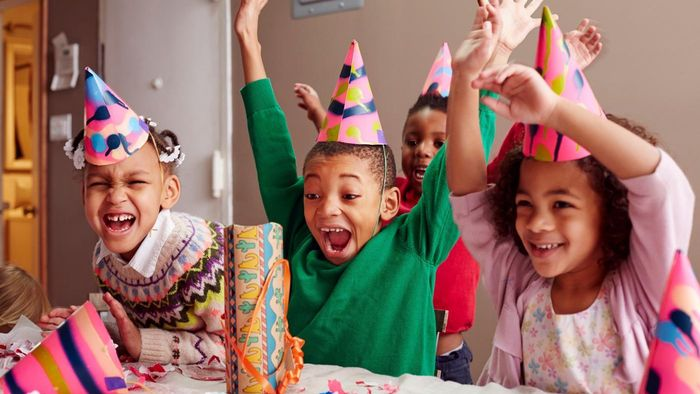 What are some fun things to do for a child's birthday?