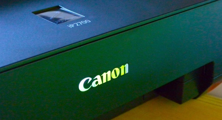 Were Can You Get Manuals for Canon Printers?