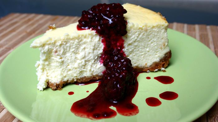 What Is a Good, Basic Cheesecake Recipe?