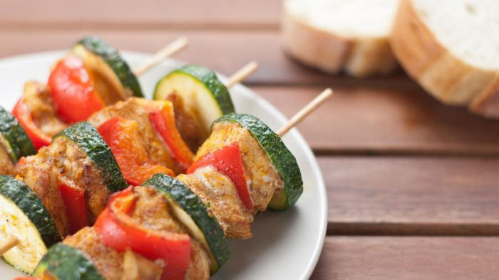 What Are Some Marinade Ideas for Chicken Kabobs?