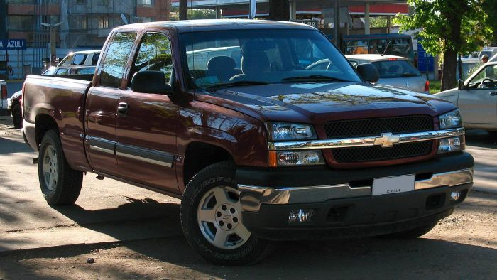 Have there been any recalls for the 2005 Chevy Siverados?
