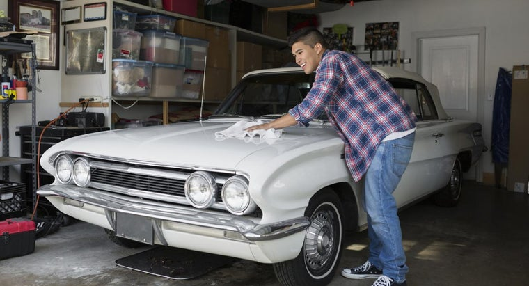 Where Can You Find Unrestored Classic Cars?