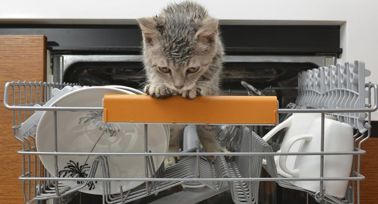 Is Using Vinegar the Best Way to Clean Mineral Deposits Inside the Dishwasher?