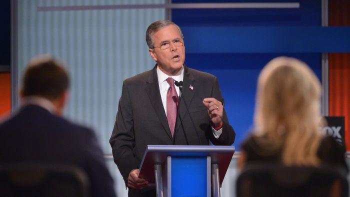 What Is Jeb Bush's Contact Address?
