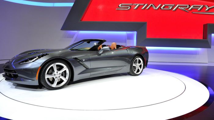 What Are the Specs of a 2015 Chevrolet Corvette Stingray?