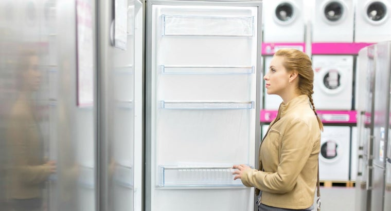 What Are Standard Refrigerator Sizes?