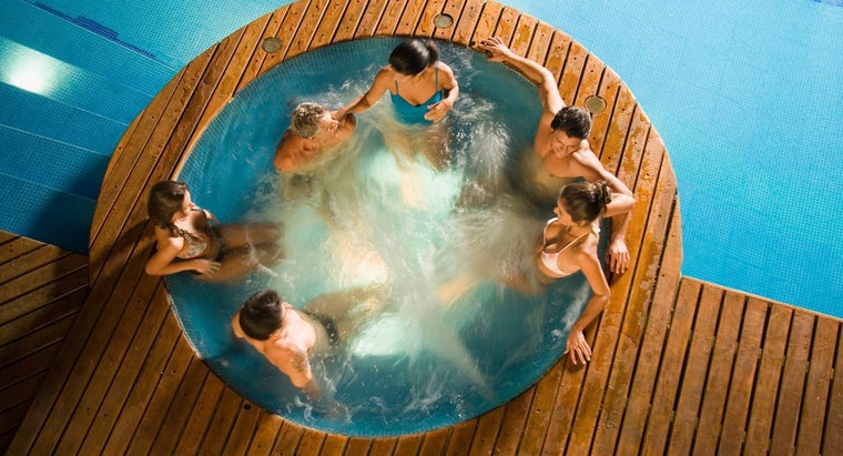 Where Can You Find the Schematics for a Hot Tub?