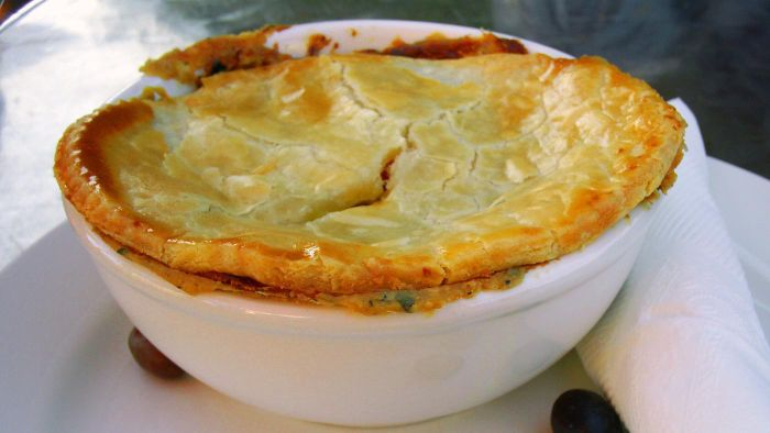 What Is a Good Chicken Pot Pie Recipe That Uses Campbell's Soup?