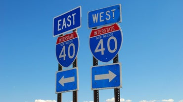 How Many Exits Are There on Interstate 40?