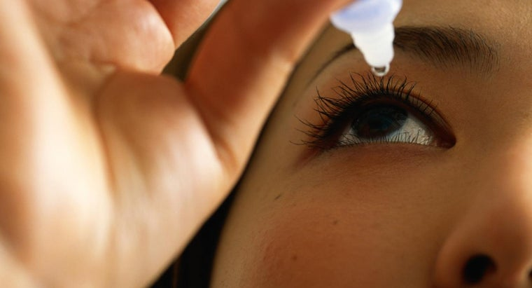 What Are Causes of Dry Eye?
