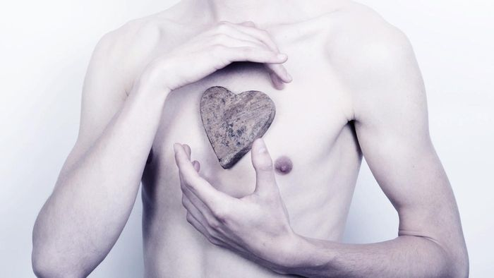 How Do You Find an Anatomical Drawing of the Human Heart?