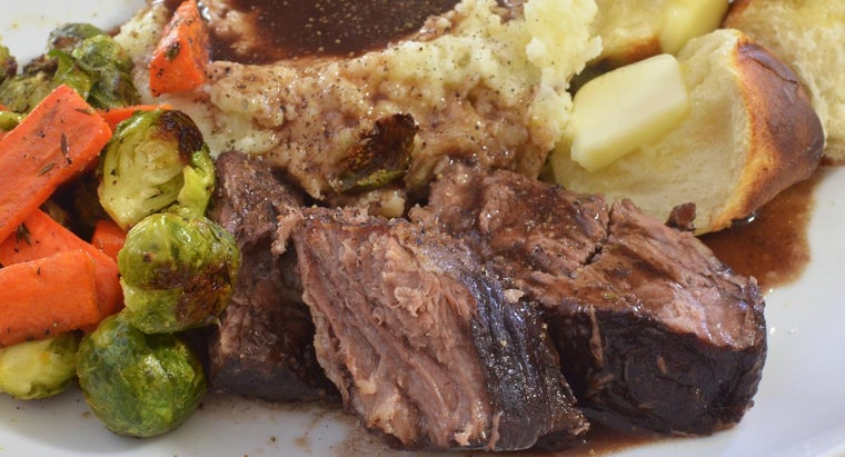 What Is an Easy Pot Roast Recipe?