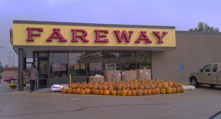 How Do You Find the Weekly Fareway Grocery Ad?