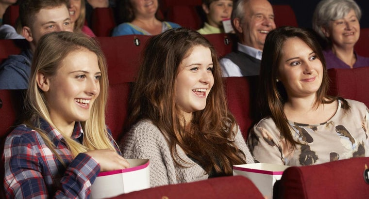 Where Can You Find Show Times for Local Movie Theaters?