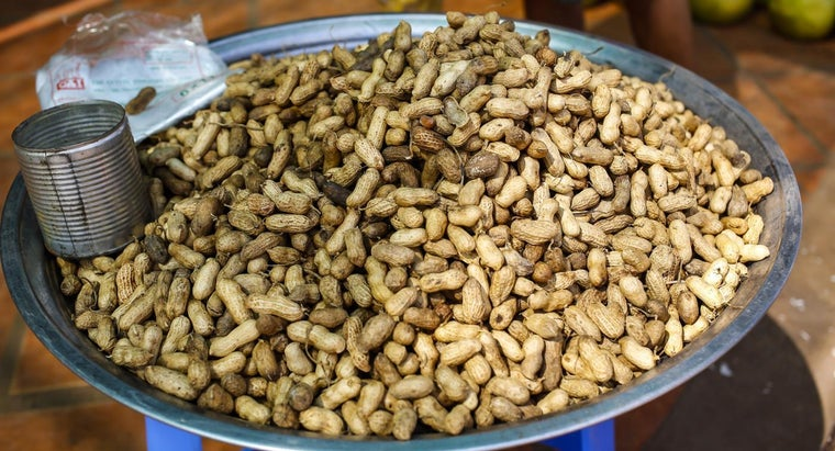 How Do You Boil Peanuts?