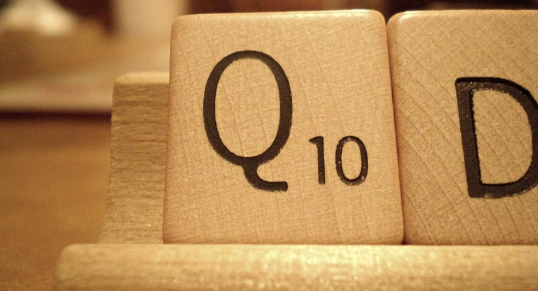 "What Are Some Scrabble Words Beginning With ""Q""?"