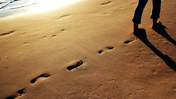 "Is the Poem, ""Footprints in the Sand"" Based on a True Event?"