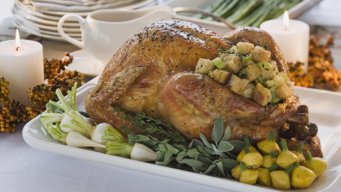 What Is a Simple Recipe for Turkey Stuffing?