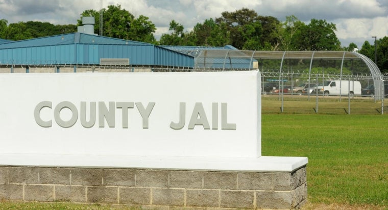 What Is the Difference Between a County Jail and a Prison?