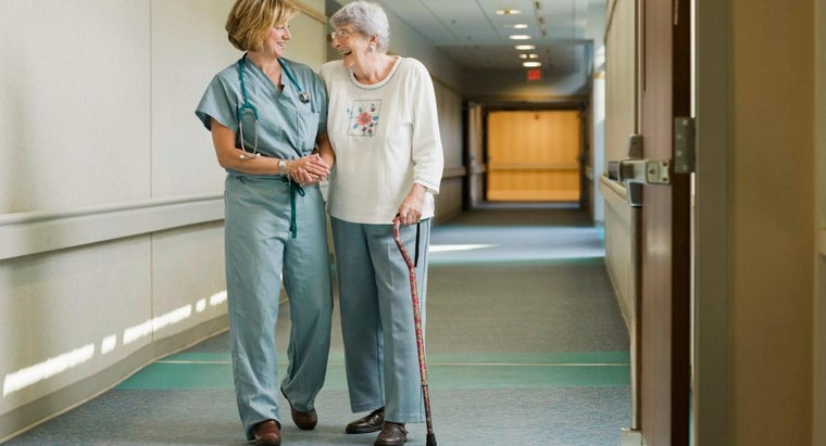What Are Some Tips for Walking With a Cane?