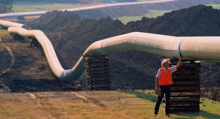 Are There Good Jobs Available Building Gas Pipelines?