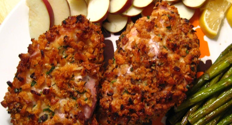 How Many Calories Are in a Baked Pork Chop?