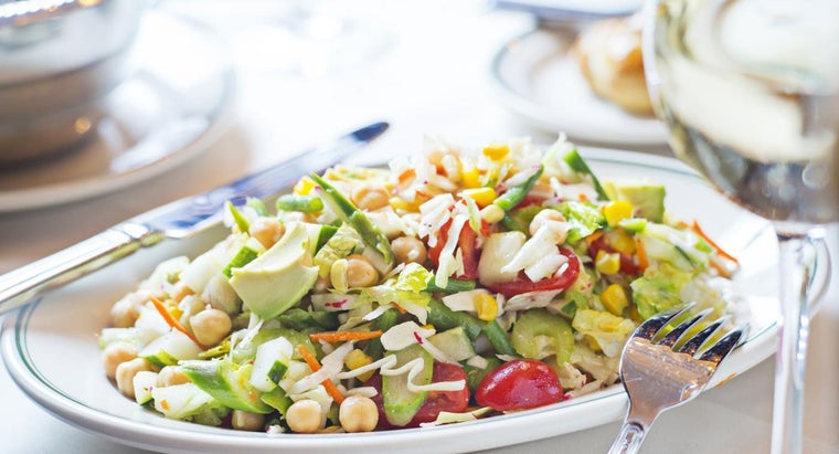 What Is a Good Recipe for Chopped Salad?