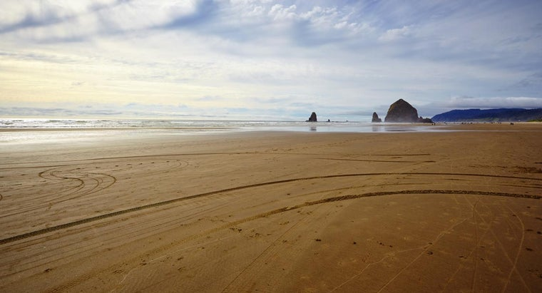 Can You Find a Map of the Oregon Coast Online?