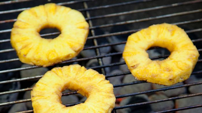 How Do You Grill Fresh Pineapple?