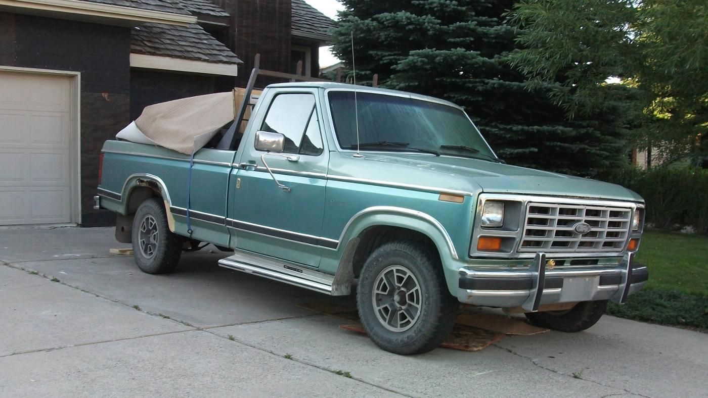 What Is the Fuel Tank Capacity of a Ford F150? | Reference.com
