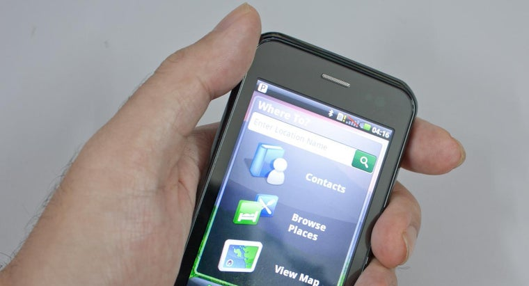 What Are Some GPS Tracking Apps for Android Cell Phones?