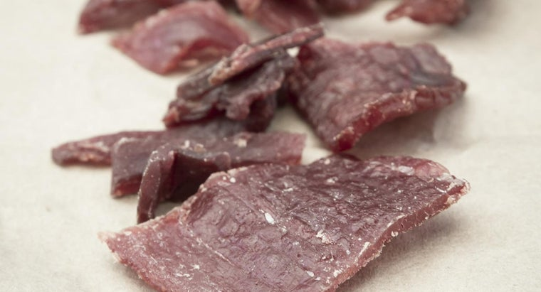 What Is a Good Beef Jerky Smoker Recipe?