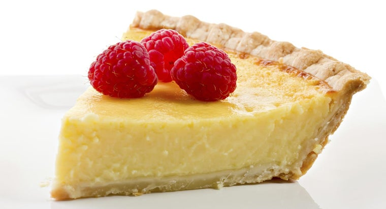 Where Can You Find an Easy Recipe for Chess Pie?
