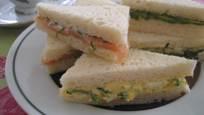 When Would You Serve High Tea Sandwich Recipes?