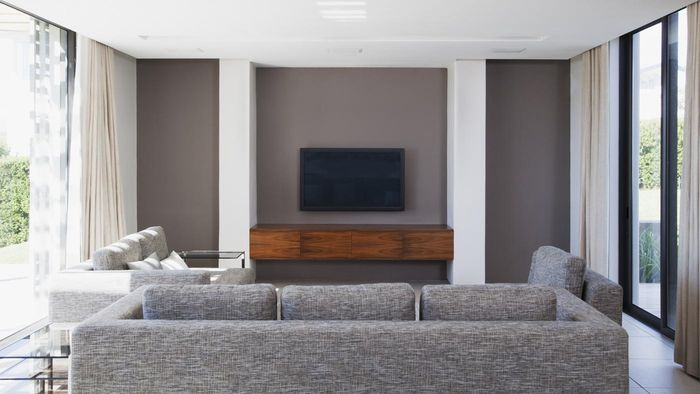 What Are Some Popular Living Room Color Trends?