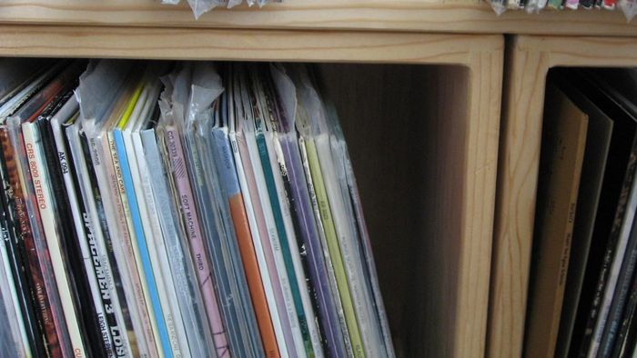 What Pieces of Furniture Are Good for Storing Vinyl Records?