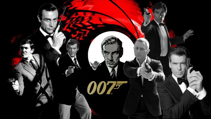 Where Can You Find a List of James Bond Films?
