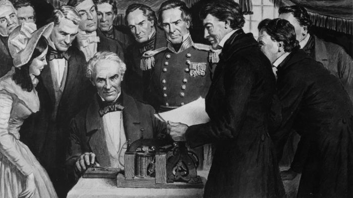 Who Is Samuel Morse?