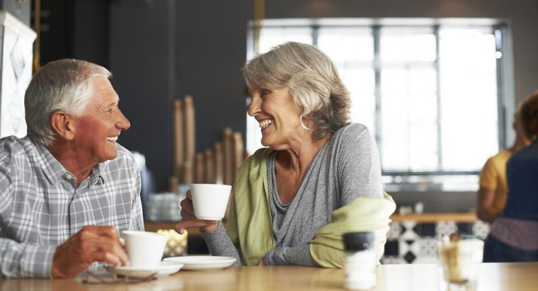 Where Can You Find a List of Restaurants That Offers Discounts for Seniors Over 55 Years Old?