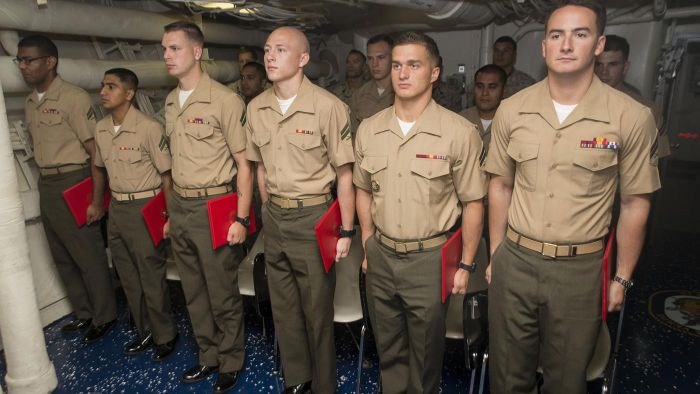 What Are the Words to the Marine Corps Hymn?